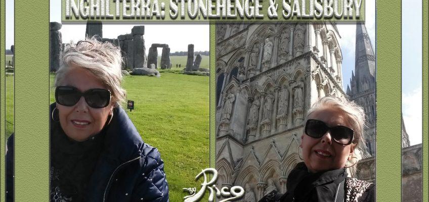 MSC Crociere e mete: Inghilterra, Stonehenge Southampton e Salisbury.