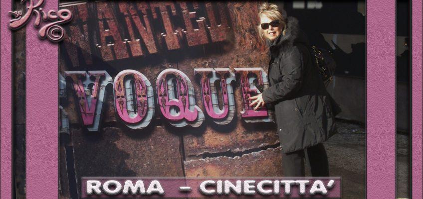 Roma e la sua Hollywood sul Tevere, Cinecittà!