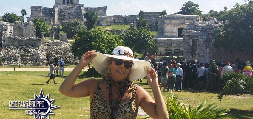MSC Crociere e mete! Discovery Caraibi: Cuba, Jamaica, Isole Cayman e Messico – Parte quarta Messico – Cozumel Tulum.