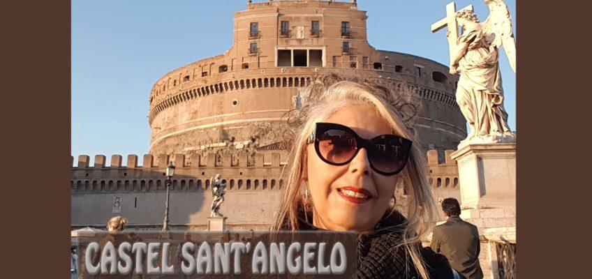 Alla scoperta di un famoso e maestoso monumento che da due millenni spicca sul bellissimo skyline della città eterna, Castel Sant'Angelo!