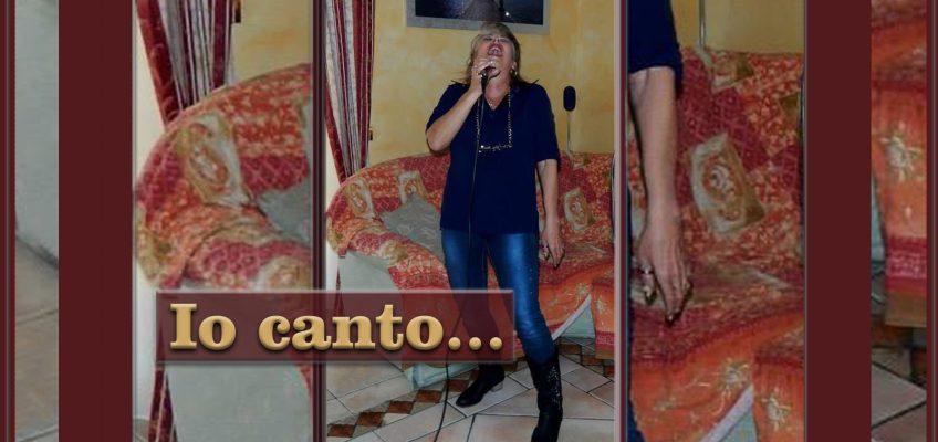 Io canto…