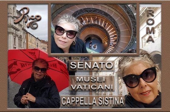 Un sabato in tour alla scoperta di Palazzo Madama, delle sale dei Musei Vaticani e del culmine conclusivo con l'ammaliante Cappella Sistina! Parte prima – Palazzo Madama e dintorni.
