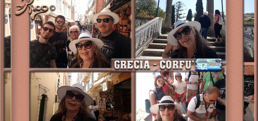 Meravigliosa crociera degli MSC Fans! Parte sesta – Grecia Corfù.