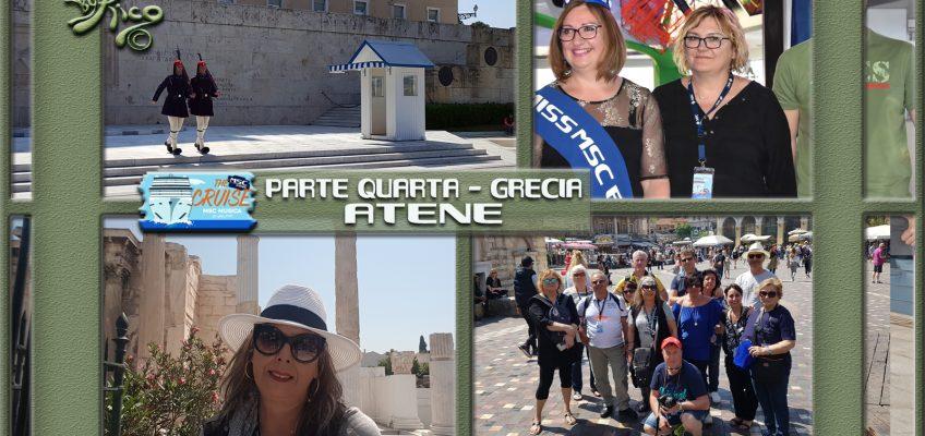 Meravigliosa crociera degli MSC Fans! Parte quarta – Grecia Atene.