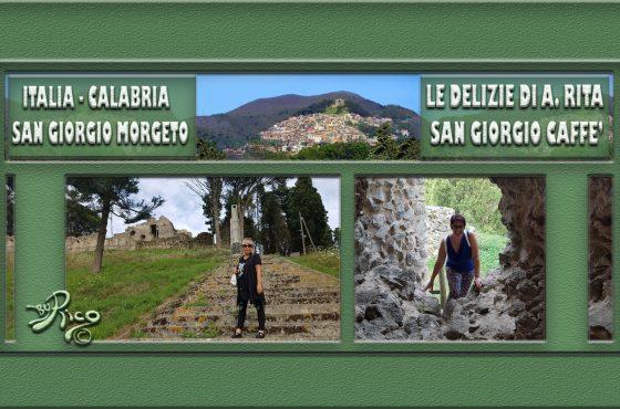 Discovery bella Calabria! Morgezia, le Delizie di Anna Rita e il pregiato marchio San Giorgio Caffè di Antonio.