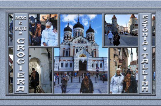 Un'altra meravigliosa crociera! Alla scoperta delle Capitali Baltiche – Ultima parte Estonia – Tallinn.