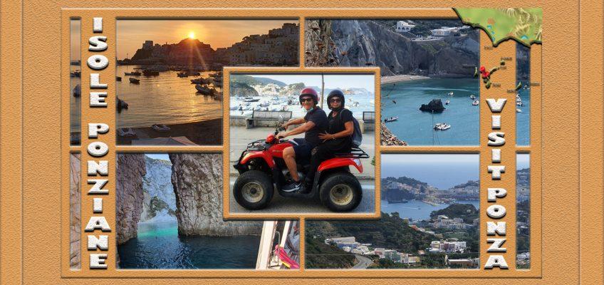 DISCOVERY PONZA PARTE PRIMA – L'isola più affascinante e la più estesa dell'Arcipelago Ponziano.